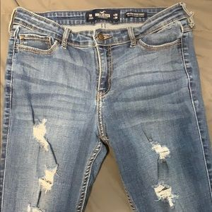 Hollister 9r Jeans, mid rise